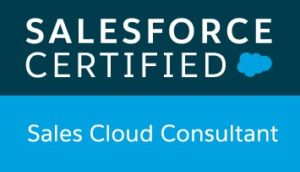 Salesforce Sales Cloud Consultant certification